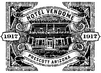 Hotel Vendome Sello