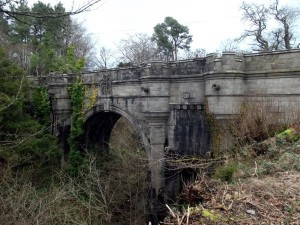 Overtoun Bridge, Ojos