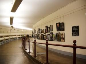 Túnel conexión Capitolio-C.Representantes