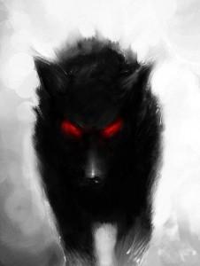 Blood Dog. Representación