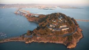 Vista Isla Yerbabuena.
