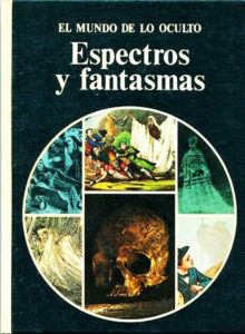 Libro Espectros y Fantasmas.