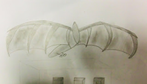 Dibujo niña.